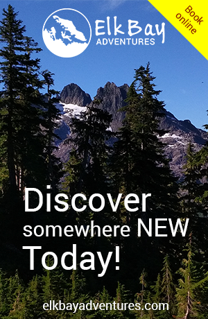 Discover somewhere new today!